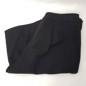 EILEEN FISHER   Wool Ankle Pants   Size Small